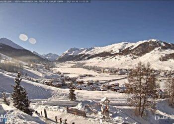 livigno panoramica so webcam met 350x250 - Trepalle, il posto più freddo d'Italia. Zero gradi anche d'Estate. Video
