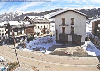 livigno webcam veduta in centro 350x250 - Trepalle, il posto più freddo d'Italia. Zero gradi anche d'Estate. Video