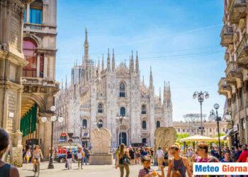 meteo 00156 350x250 - Meteo Milano, notti fredde. Possibilità di rovesci