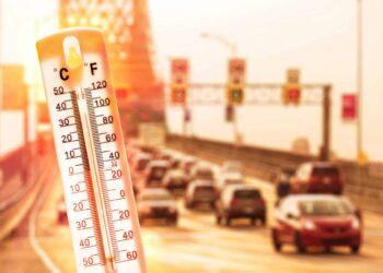 Caldo esagerato, nel maggio 2009 lunga serie di record