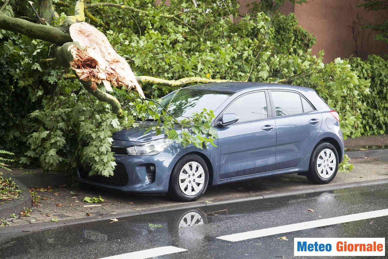 meteo giornale 00043 - Meteo d'ESTATE forti ANOMALIE: è estremizzazione del Clima