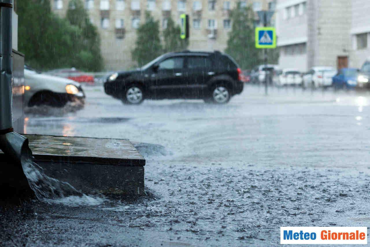 meteo giornale 00169 - Estremi meteo a non finire: fa fresco, anzi freddo. La Primavera si è rotta