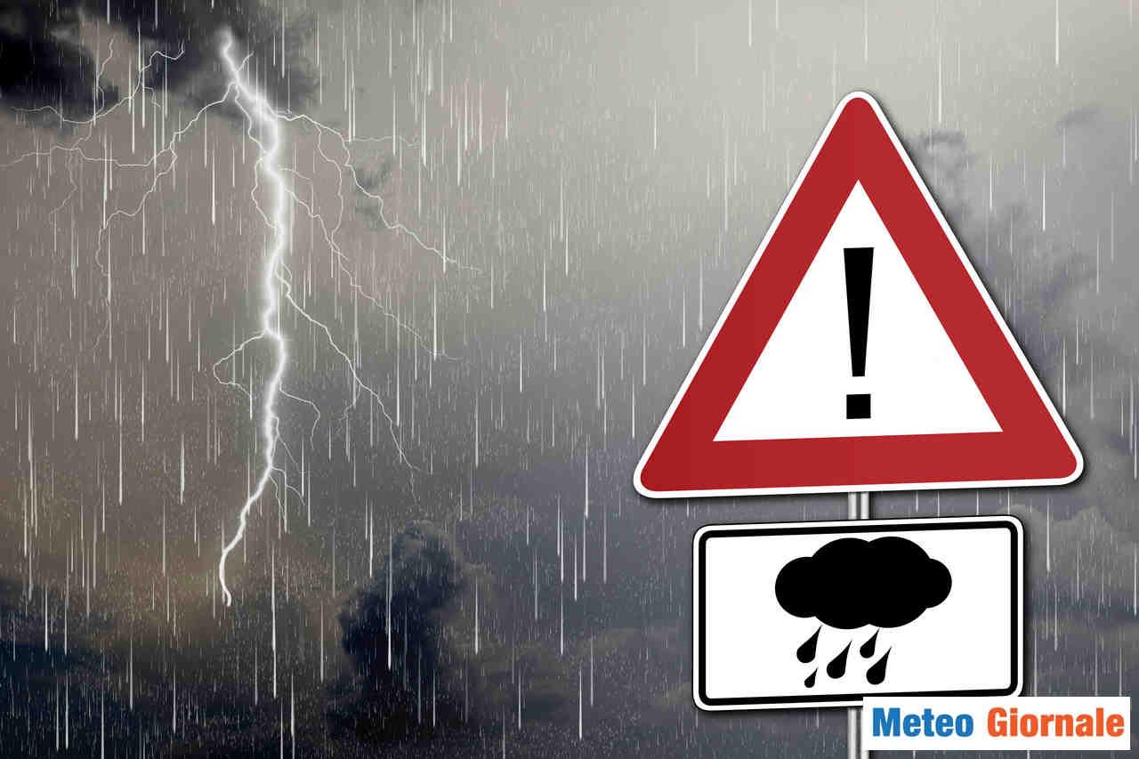 meteo giornale 00419 - Meteo d'inizio Maggio stravolto da super temporali. Ne vedremo delle belle