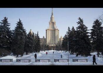 meteo qui mosca tempesta di neve 350x250 - Buran vero a Mosca, neve eccezionale con -20°C. Video Meteo