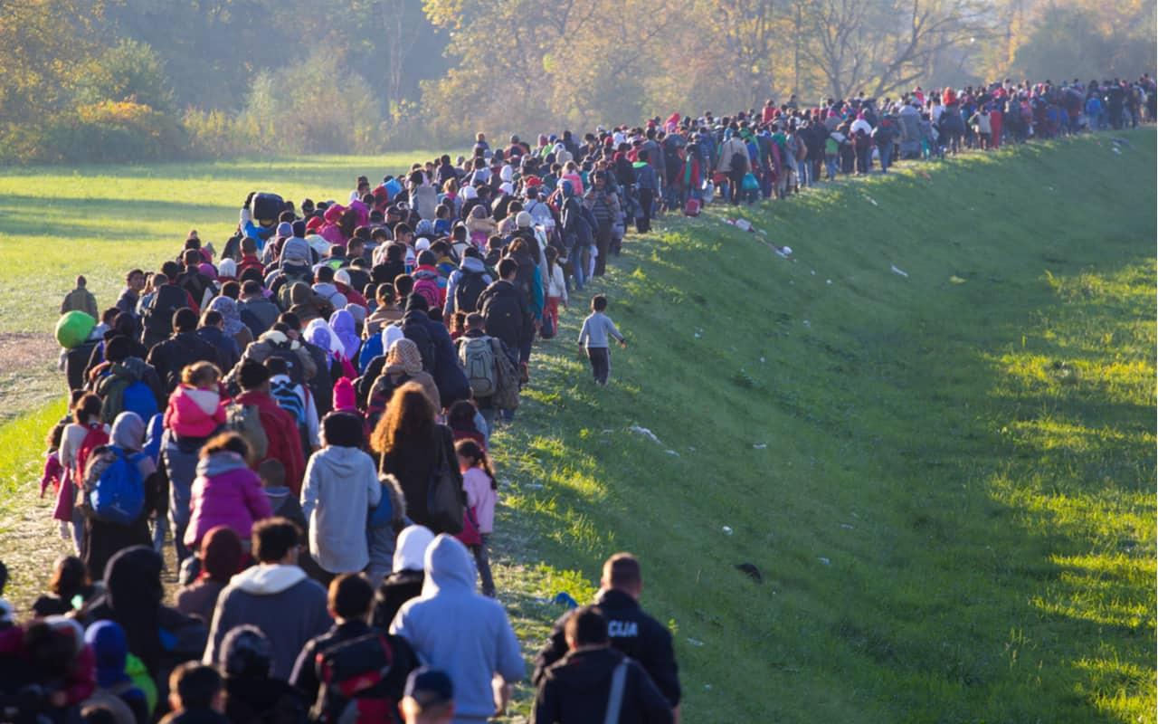 migrazioni di massa - Migrazioni di massa nei prossimi decenni per il Clima che Cambia
