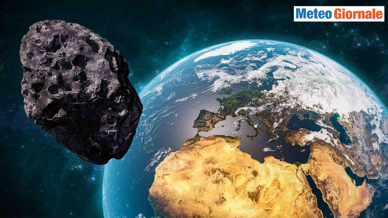nasa test asteroide fallito - NASA prove tecniche di ASTEROIDE verso la Terra. Pessimo esito