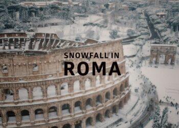 neve a roma un fenomeno piu freq 350x250 - Allerta meteo Protezione Civile in numerose Regioni d'Italia