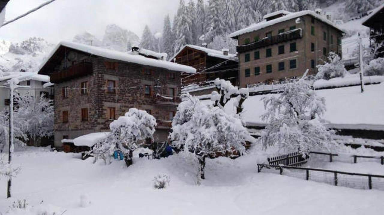 neve esagerata - METEO, l'inverno tardivo a Maggio con apoteosi di neve fino a bassa quota