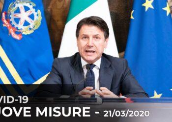 nuove misure straordinarie in it 350x250 - Coronavirus, Bergamo, ospedale di Treviglio, testimonianza commovente. Video