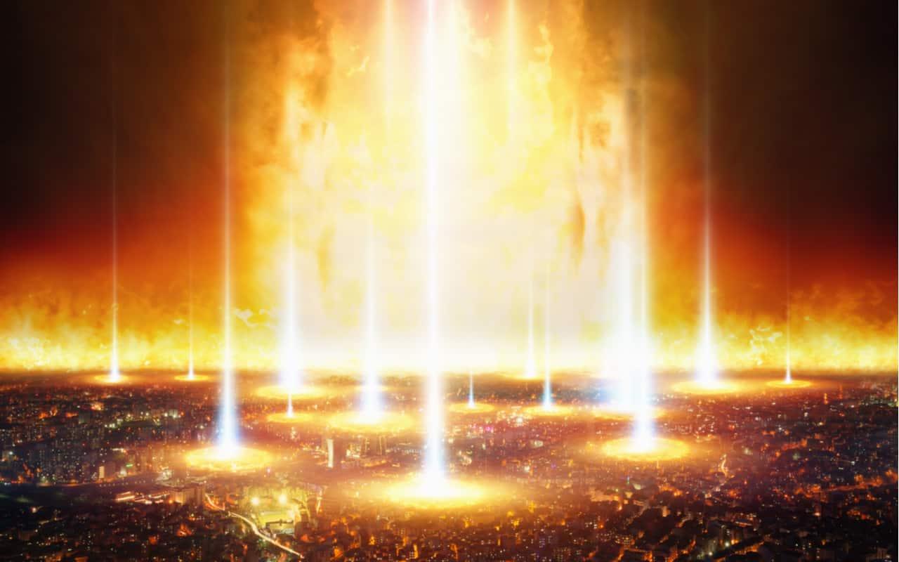 pioggia di ferro - Meteo extraterrestre nei Pianeti del Sistema Solare