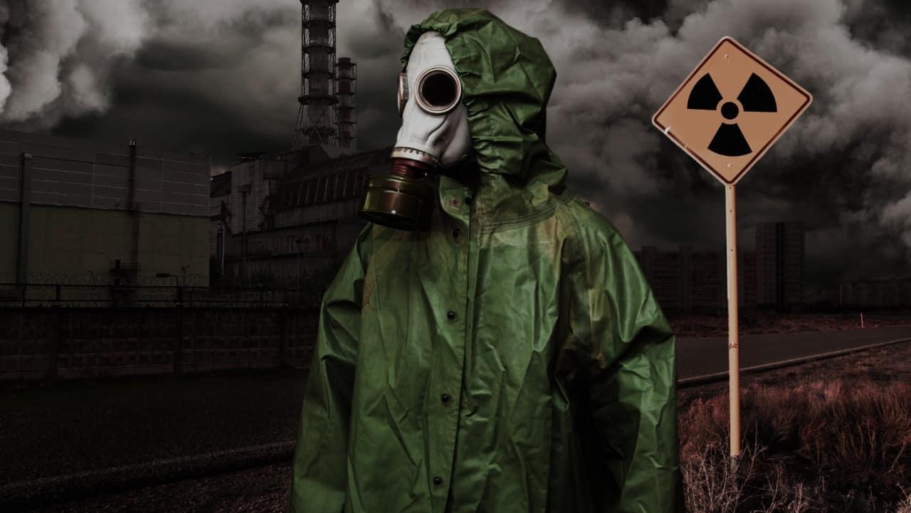 rischio nucleare - Chernobyl, c'è una reazione nucleare. I rischi