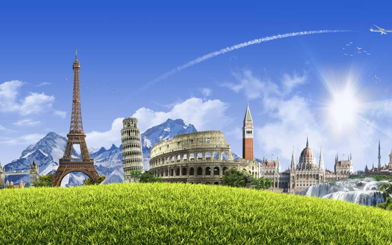 shutterstock 386448580 - BENESSERE: dove si vive meglio in Europa, le città TOP