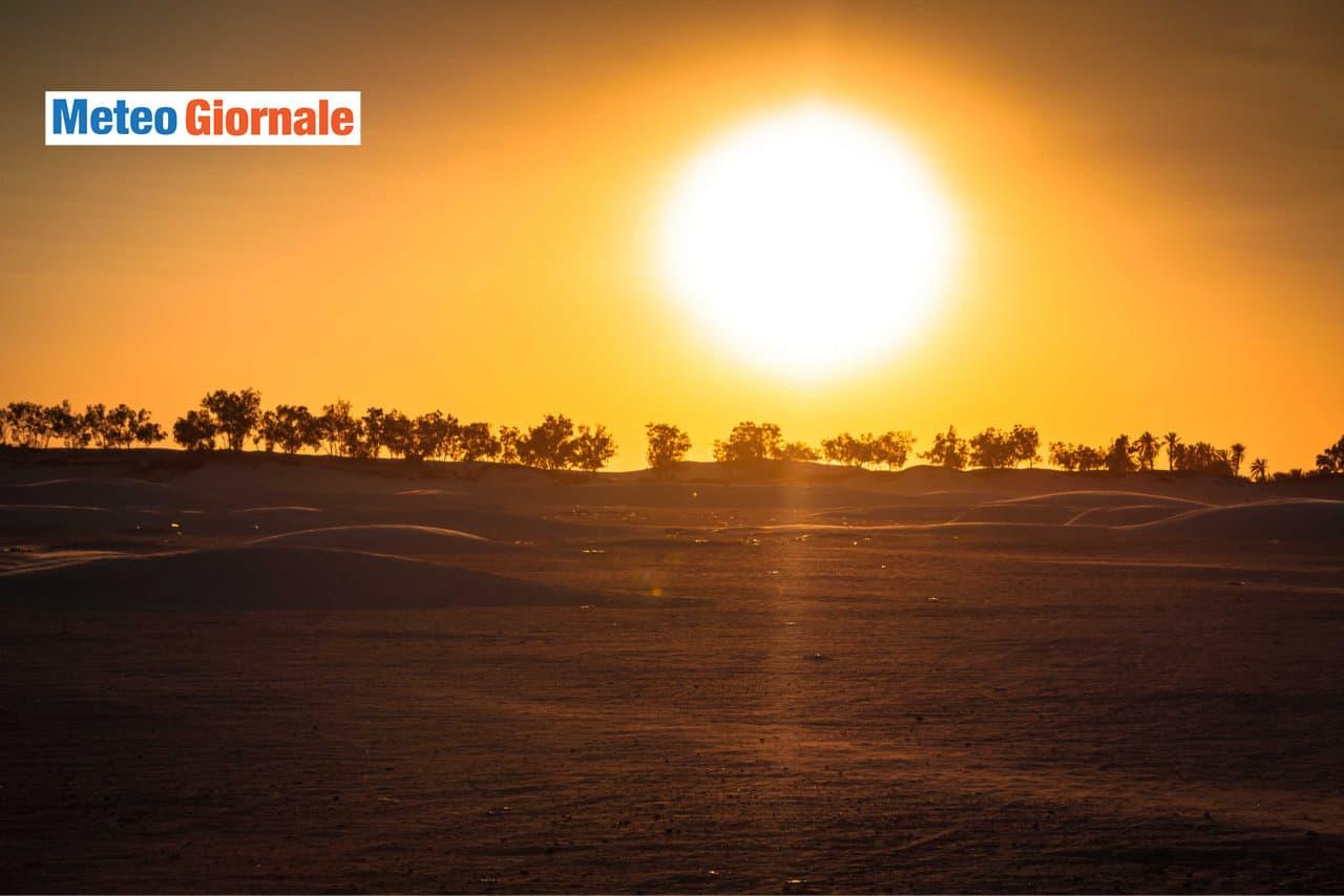 sole - Ecco quando arriverà il caldo: svolta meteo di giugno