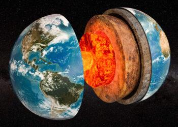 Terremoti terrestri profondi.
