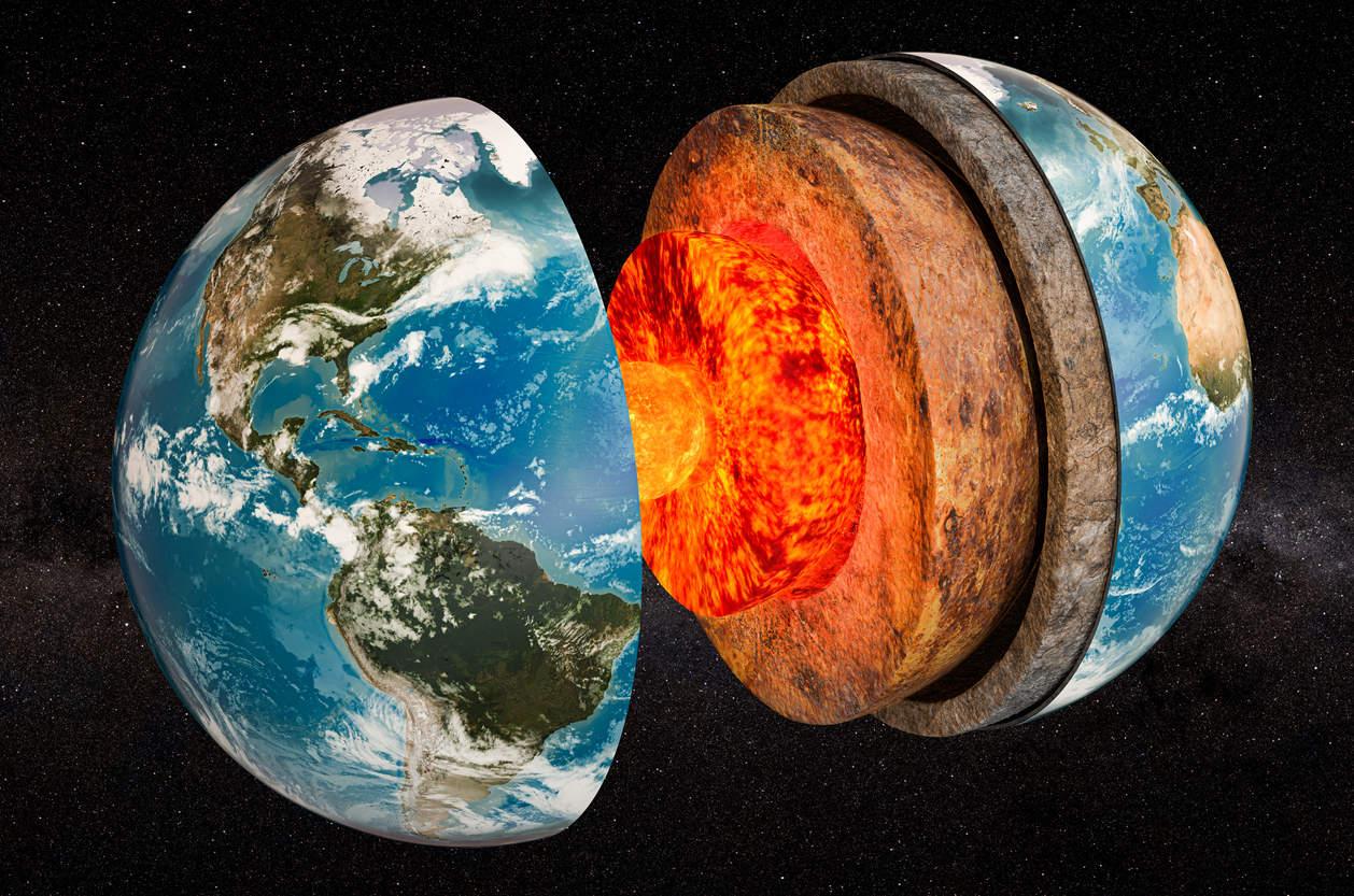 terremoti profondi terrestri - Risolto il mistero dei TERREMOTI profondi, fortissimi, anche Magnitudo 8