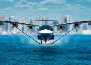 Il traghetto elettrico volante potrebbe rivoluzionare il trasporto costiero