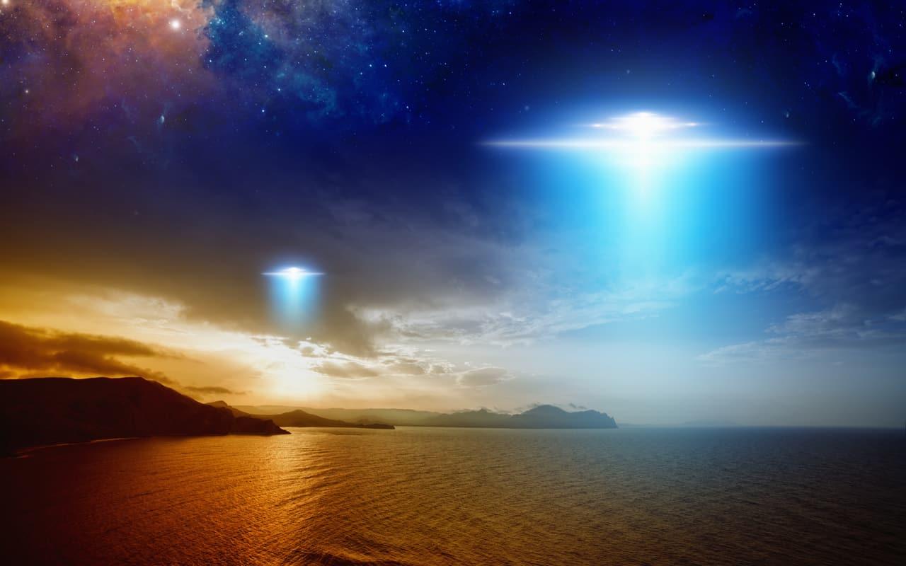 ufo elaborati al computer - UFO, faranno clamore i video della NASA e del Pentagono presentati in Europa