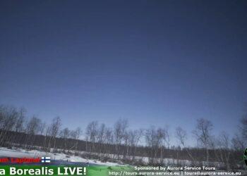 video live dellaurora boreale la 350x250 - Tempesta solare raggiunge la nostra Atmosfera