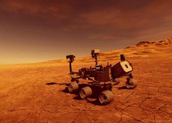 vita su marte 2 350x250 - Laghi salati sotto i ghiacci di Marte! Potrebbero contenere tracce di vita