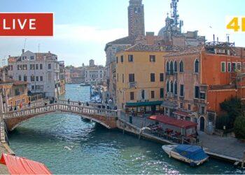 webcam live da venezia veduta po 350x250 - Todi, Umbria. Meteo webcam