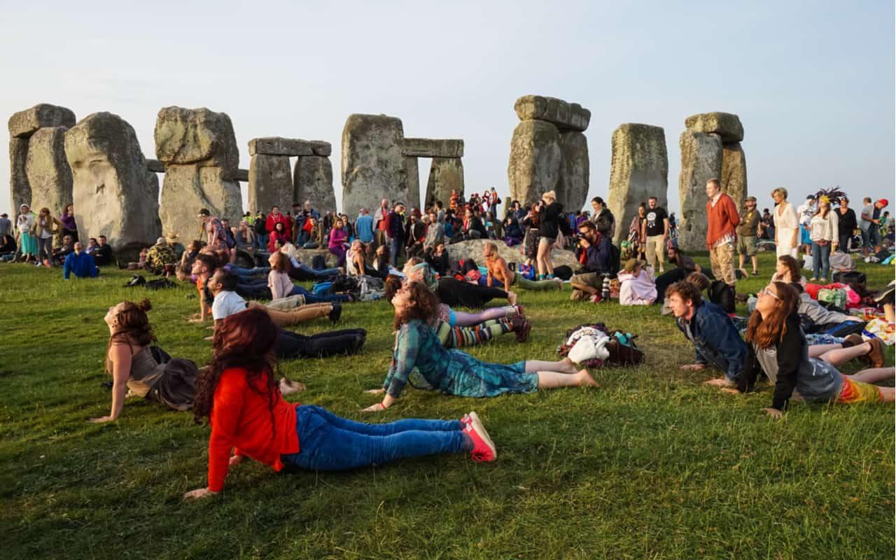 Stonehenge - Oggi primo Giorno d'Estate, ma non è sempre così: Solstizio d'Estate