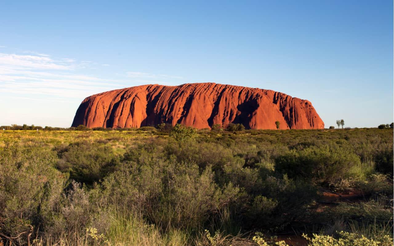 ayers rock - AUSTRALIA, un altro Mondo qui nel Pianeta Terra. Si accede con il visto anche per turismo