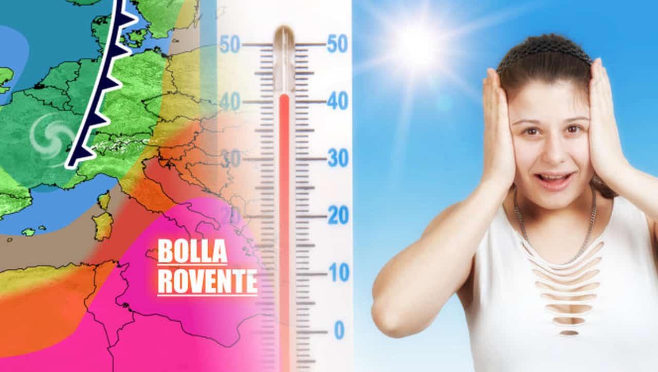 caldo africano - Meteo: GRANDE CALDO, ma ecco un REFRIGERIO in programma