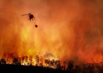 caldo e incendi 350x250 - BURRASCA meteo d'Estate: grandine anche di grosse dimensioni