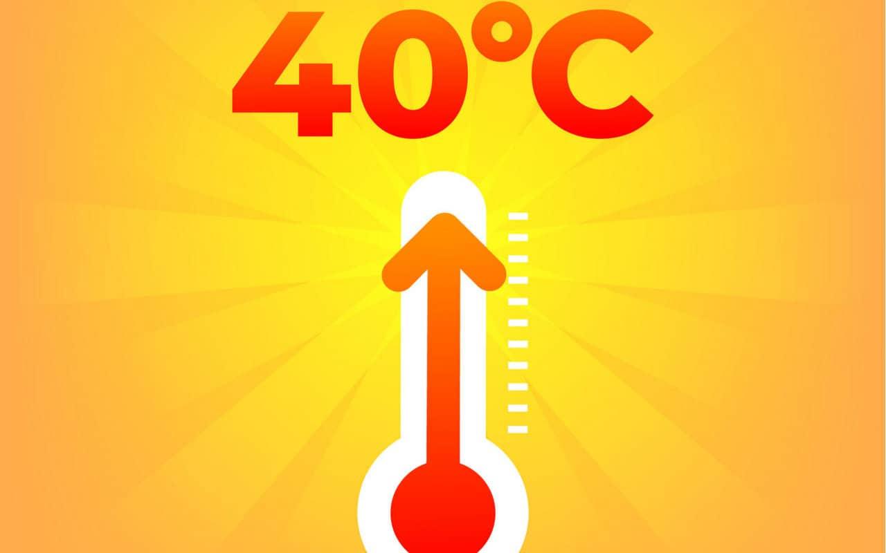 caldo luglio - REFRIGERIO un miraggio: meteo d'Africa proseguirà anche a luglio