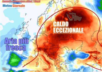 Clima estremo in Europa