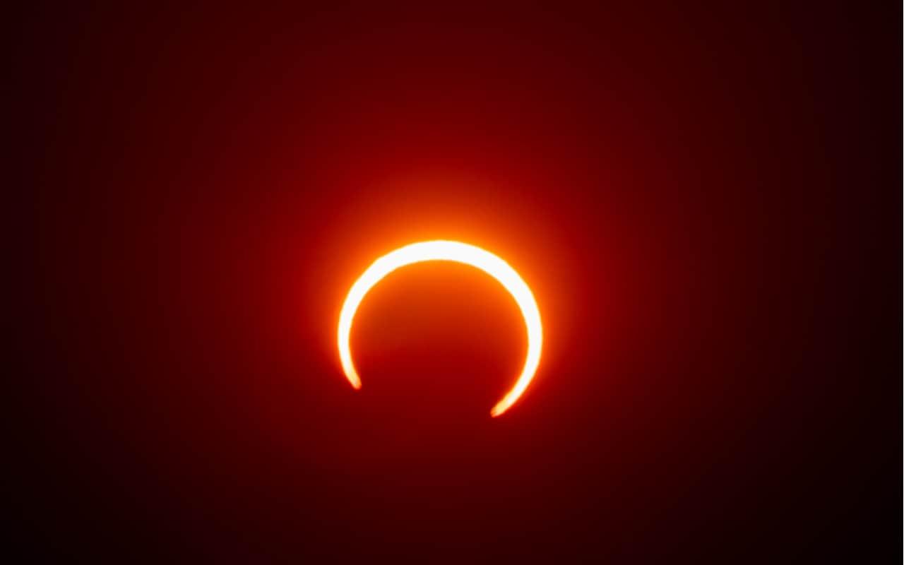 eclissi anulare sole - Eclissi di Sole giovedì 10 giugno
