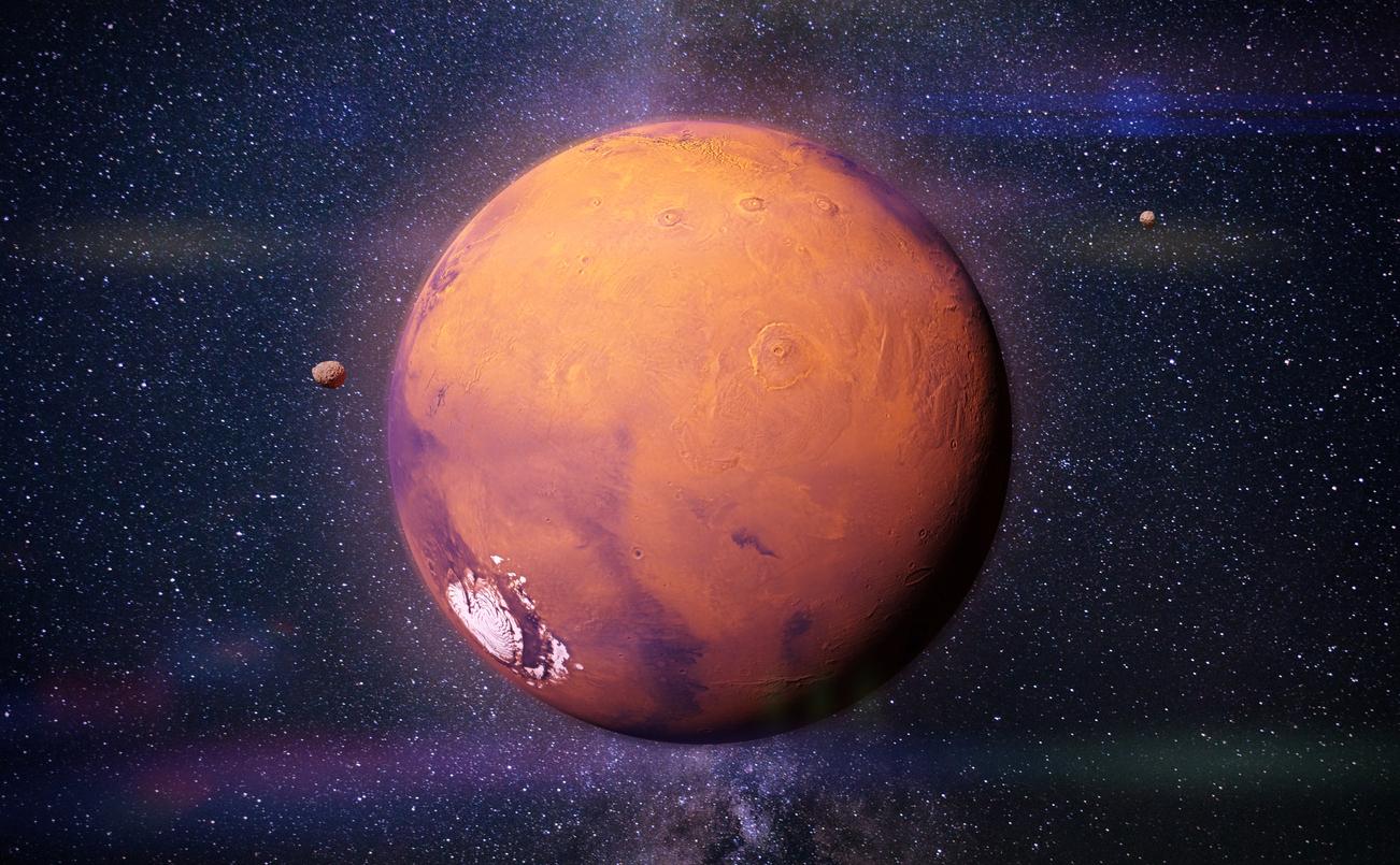 ghiaccio marte - Insomma, c'è vita oppure no su Marte? Scienziati dicono di si