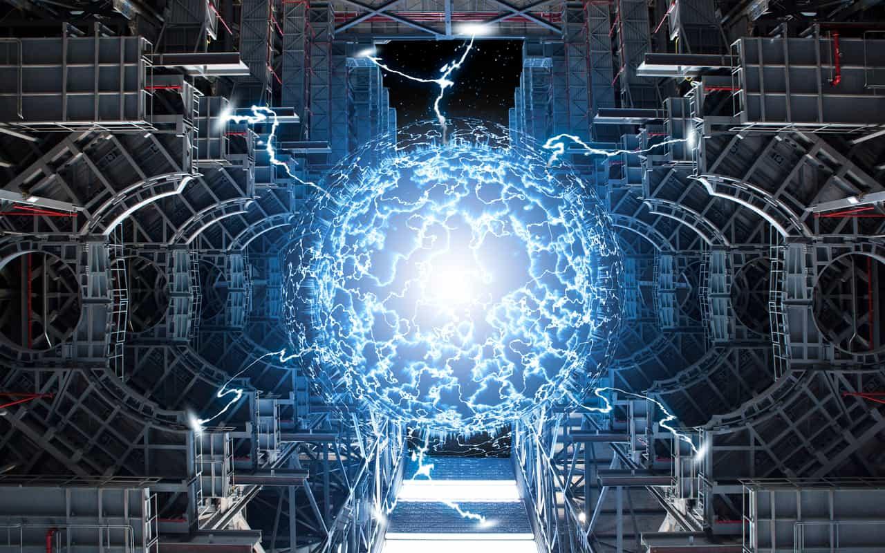 immagine dimostrativa energia - Fusione nucleare temperatura di 50 milioni di gradi non più fantascienza. Energia illimitata