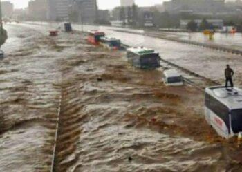 russia insolite alluvioni fulmin 350x250 - Video Meteo: Germania, devastata da alluvioni da record. Vittime