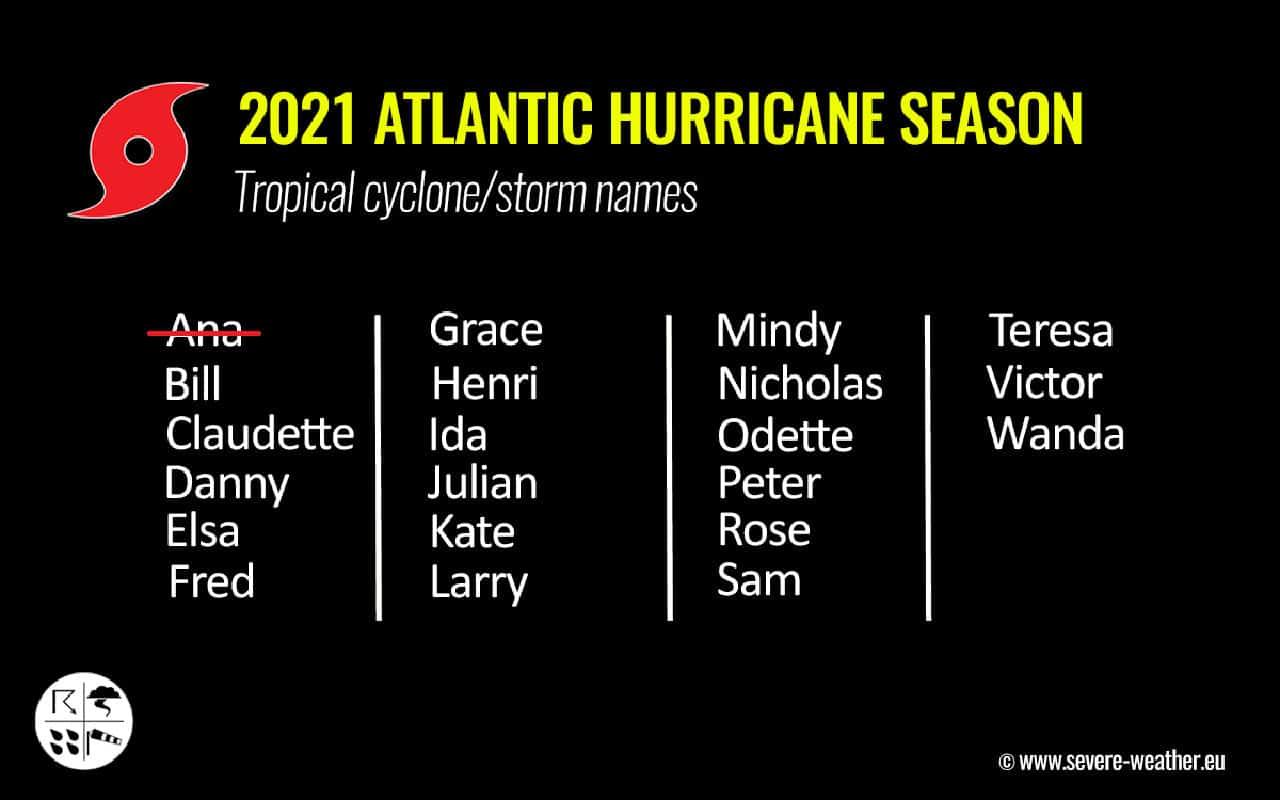 stagione uragani - Aperta ufficialmente la stagione degli uragani