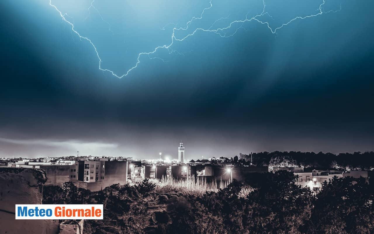temporali 2 - Escalation di TEMPORALI, ma è meteo d'inizio Estate