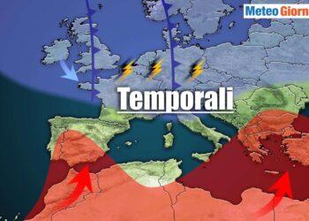 tendenza meteo climatica giugno
