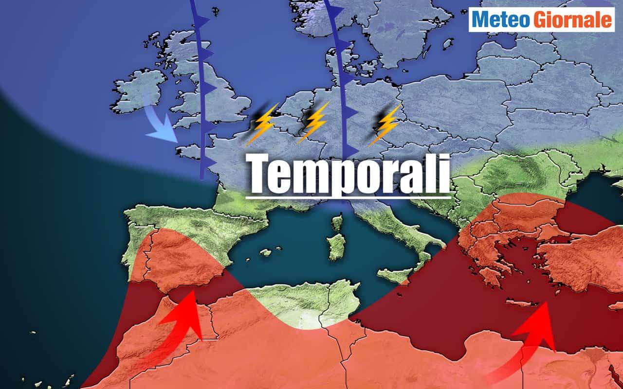 tendenza meteo climatica giugno - Meteo promette un Giugno come non ce lo saremmo mai aspettati