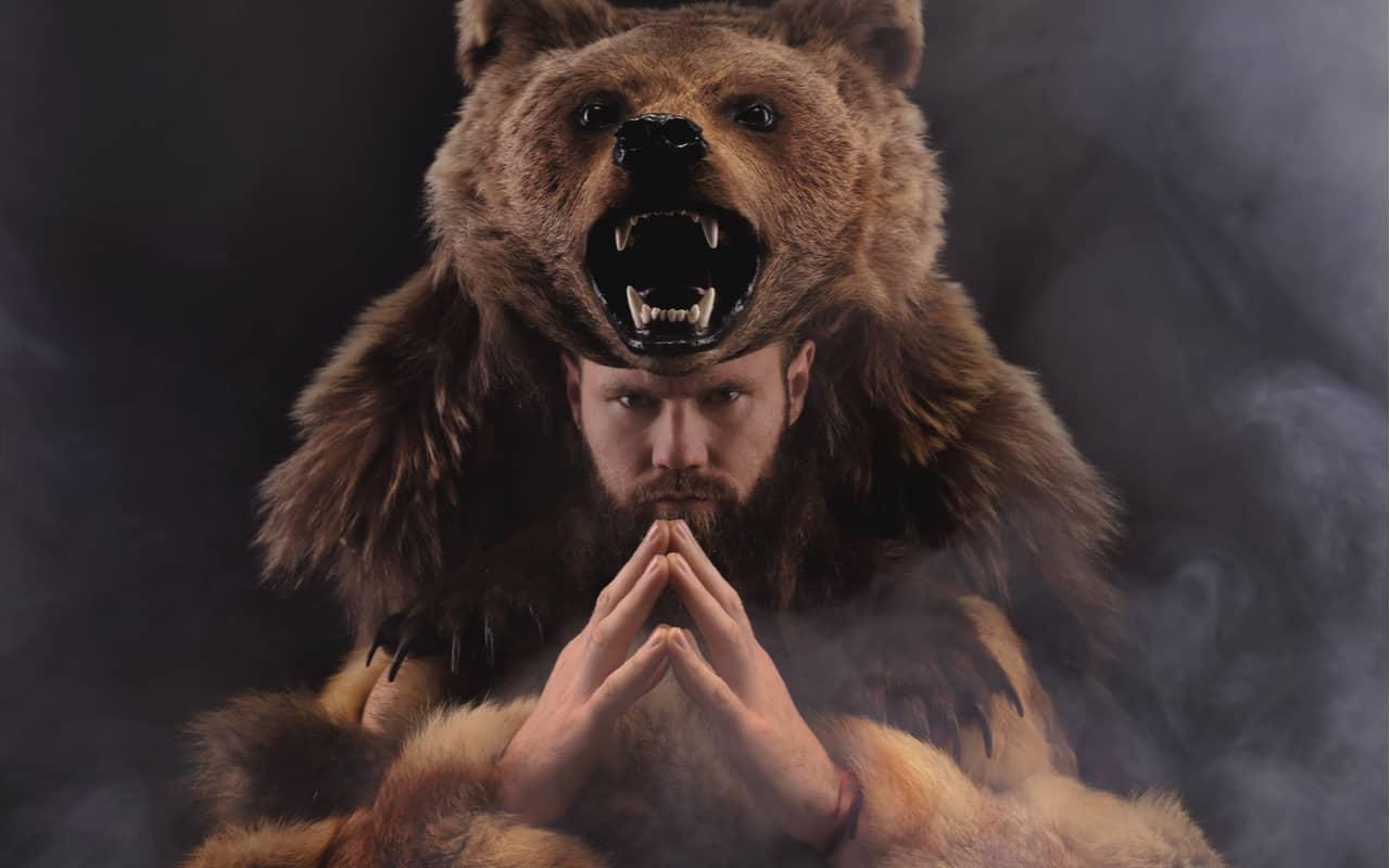 uomo orso - Gli uomini orso esistono per davvero