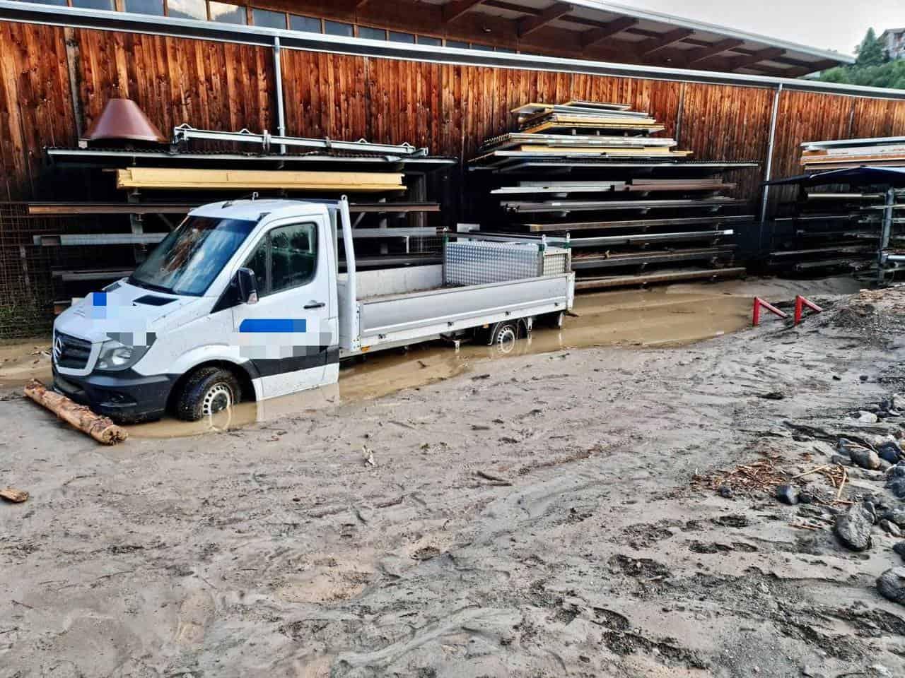 223800346 4311801938879818 2615448097713258361 n - Alluvione lampo in Alto Adige, ingenti danni. Ormai meteo estremo sempre più frequente