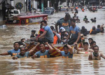alluvione filippine