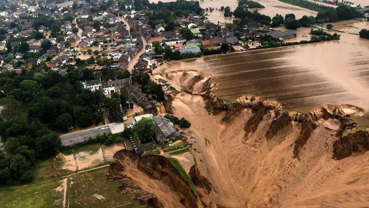 alluvione germania 1 scaled - Germania, meteo peggiorato nel sud dove c'è emergenza. Aumenta il numero dei morti