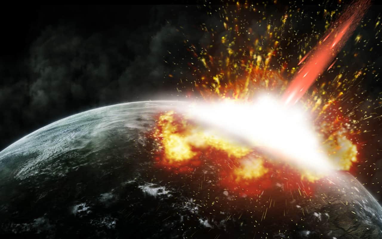 asteroide - Bennu, tra gli ASTEROIDE a rischio  impatto con la Terra raggiunto da una sonda spaziale