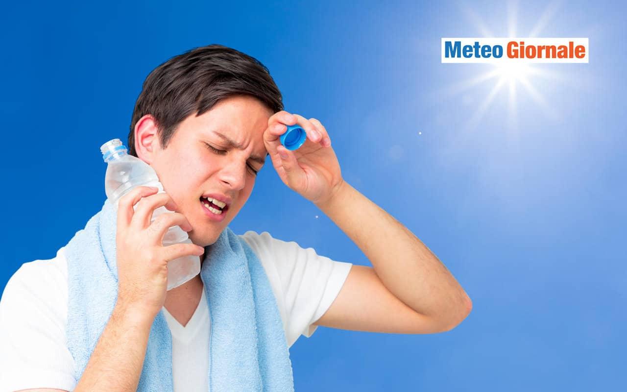 caldo assurdo - Meteo Italia INFUOCATA a oltre 40°C. QUANDO la fine dell'incubo
