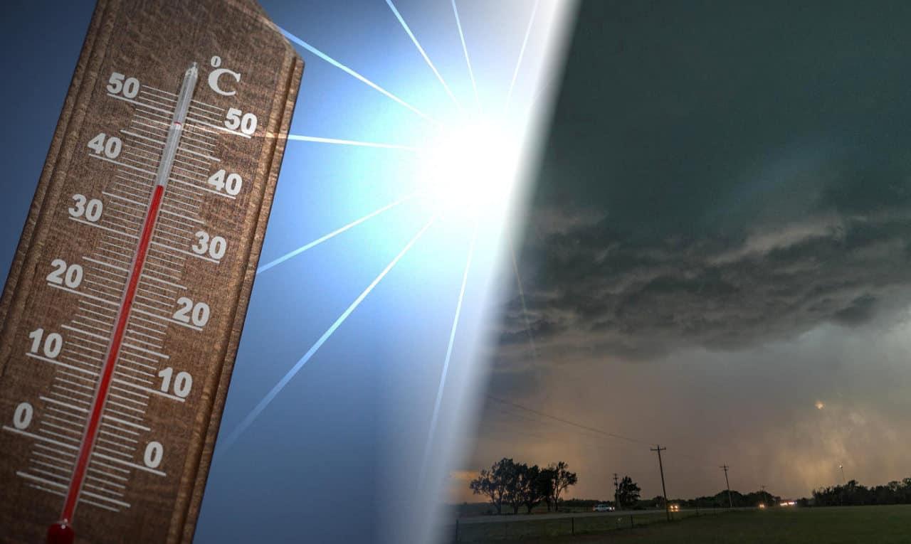 caldo rovente agosto temporale - Attenzione Meteo AGOSTO con colpi di scena. ESTATE Rovente, ma non tutta ITALIA