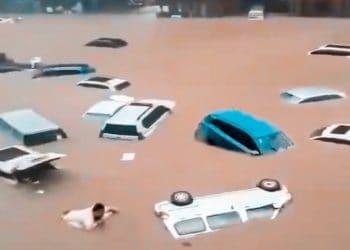 diretta alluvioni nel mondo disa 350x250 - Meteo Italia, anche Ottobre subito turbolento. BRUTTO e FREDDO