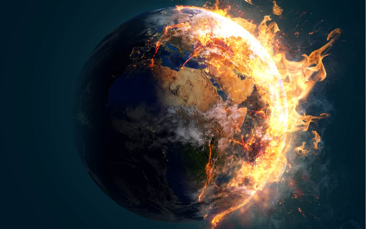 fine mondo - Video: la fine del Mondo in anteprima. Ecco come e quando sarà