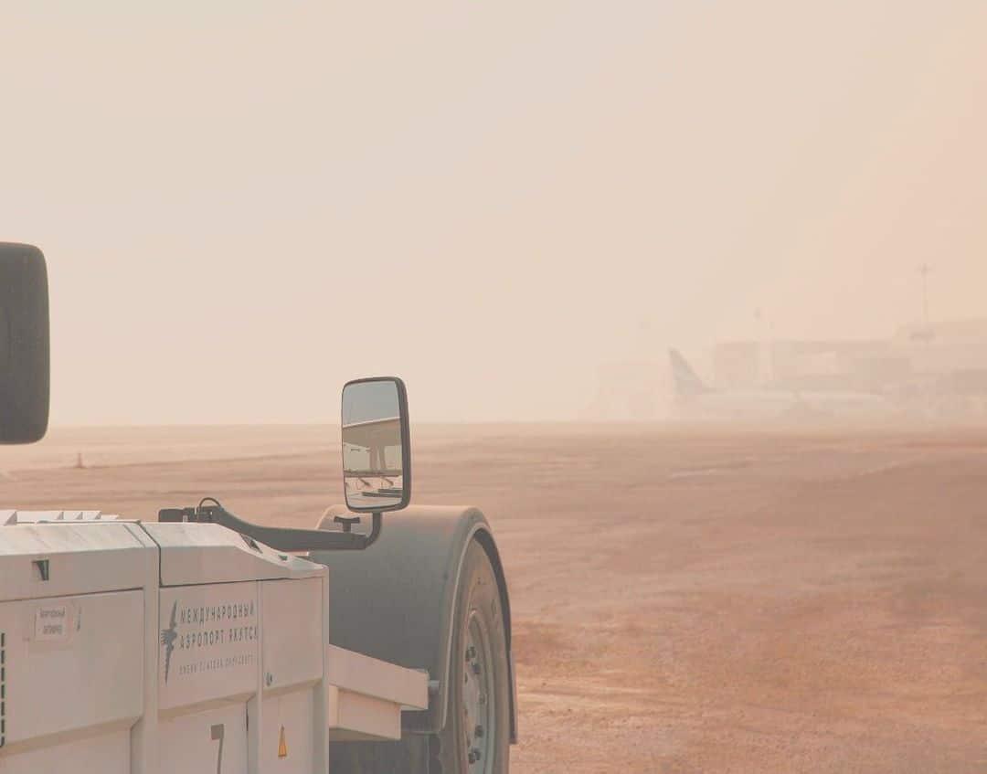 incendi in siberia 1 - Video dalla Siberia, apocalisse ambientale. Sembra d'essere su Marte