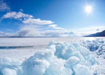 Le conseguenze del riscaldamento climatico sull'Antartide