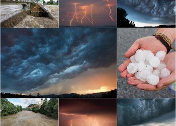 Forti temporali nei prossimi giorni.